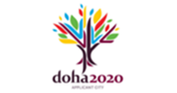 Doha 2020 Olmypic Bid Site