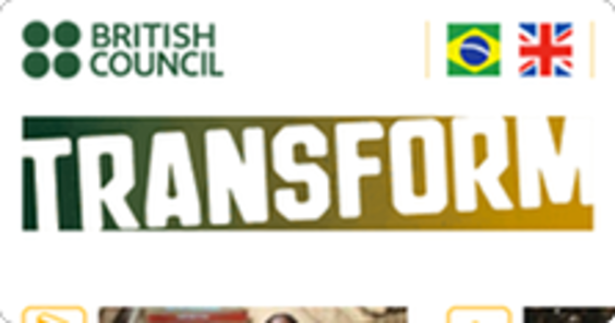 British Council - Transform